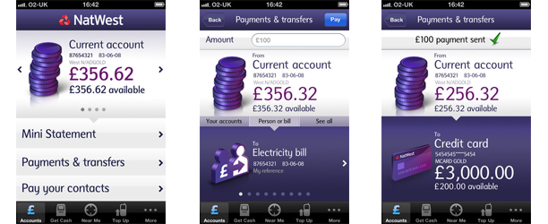 Natwest Banking App