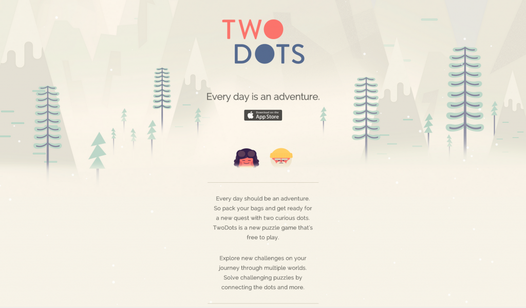 Two Dots: