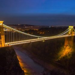 Suspension Bridge - Heritage