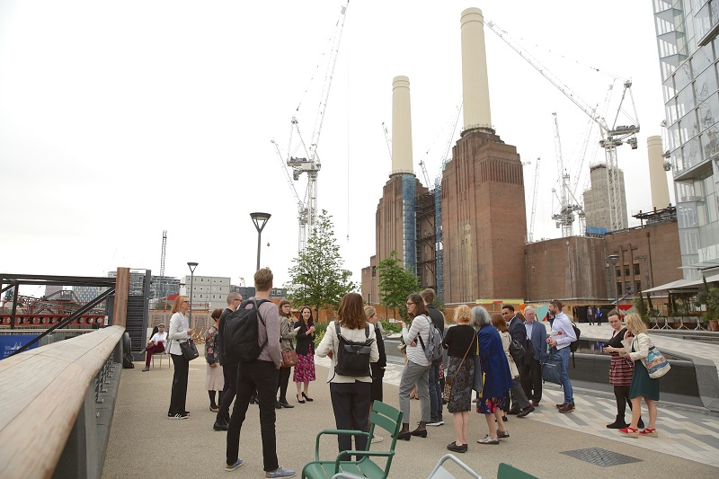Battersea project - practitioners tour 3