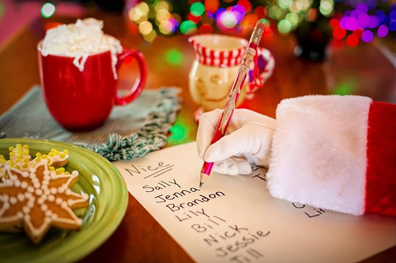 Santa's naughty or nice list 2.0