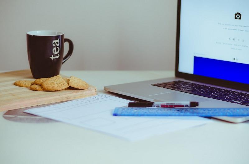 The habit loop - tea and biscuits at work