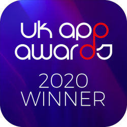 UK App Winner Badge 1
